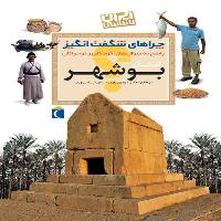 تصویر کتاب چراهای شگفتانگیز استان بوشهر-لیبرنو