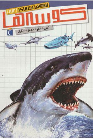 کتاب شگفتیهای جهان - کوسهها - لیبرنو