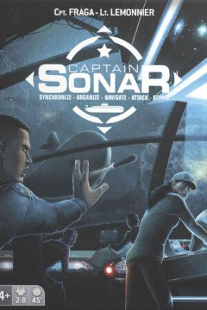 بازی کاپیتان سونار - لیبرنو