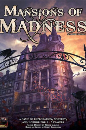 بازی Mansions of Madness - لیبرنو