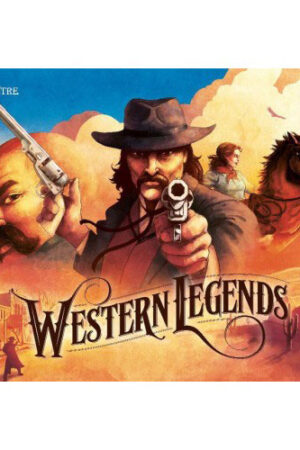 بازی Western Legends - لیبرنو